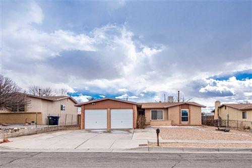Photo of 6320 BELCHER Avenue NE, Albuquerque, NM 87109 (MLS # 986160)