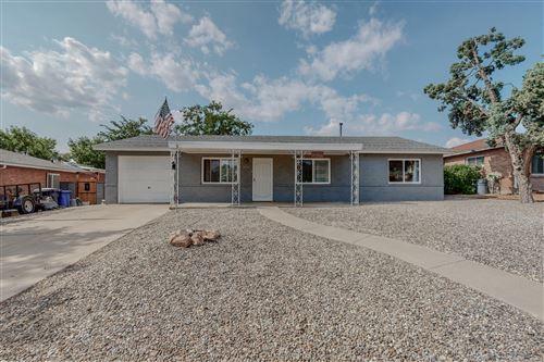 Photo of 8719 Woodland Avenue NE, Albuquerque, NM 87112 (MLS # 997161)