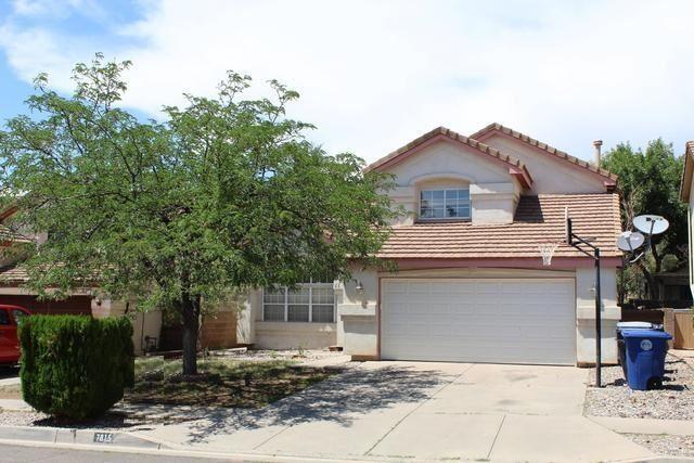 Photo of 7815 WILLIAM MOYERS Avenue NE, Albuquerque, NM 87122 (MLS # 996161)