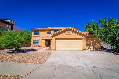 Photo of 7311 ANKARA Road NE, Albuquerque, NM 87122 (MLS # 970163)