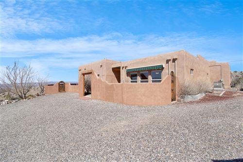 Photo of 109 Camino Halcon, Placitas, NM 87043 (MLS # 987163)