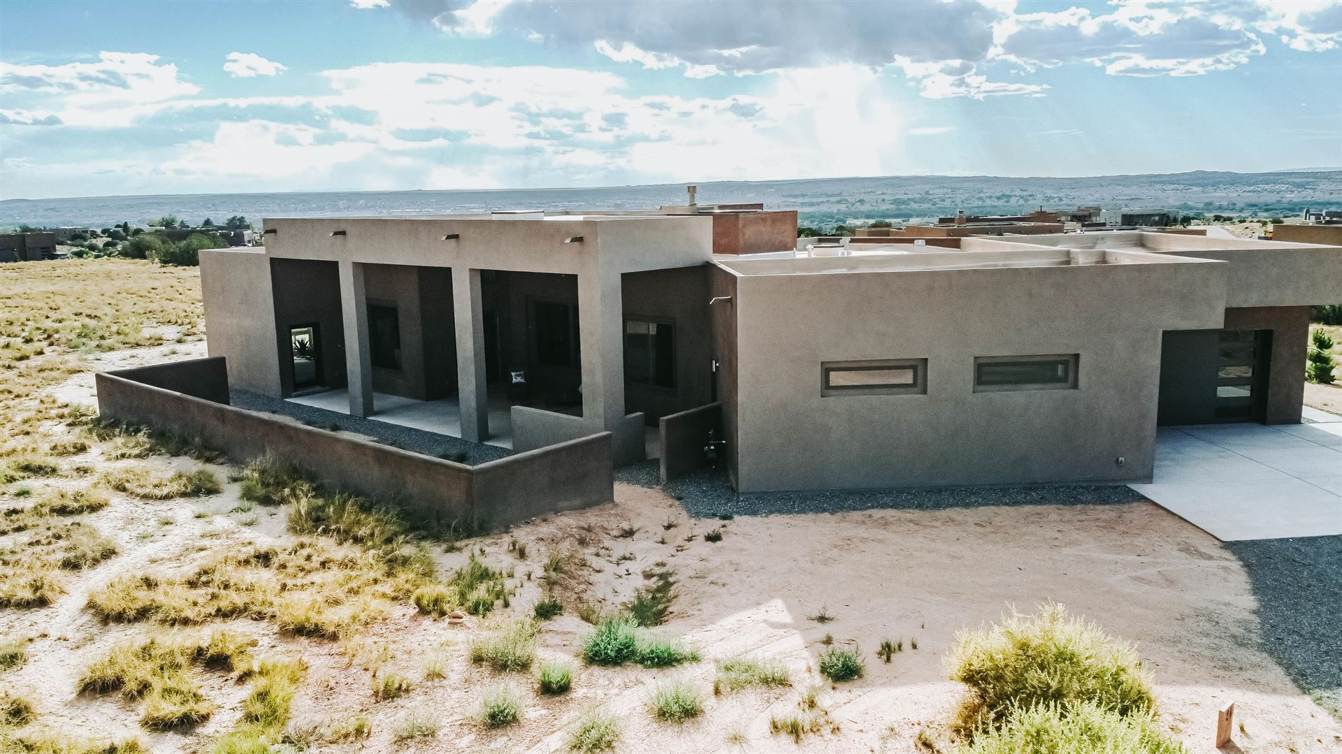 Photo of 24 Norte Trail, Placitas, NM 87043 (MLS # 961165)