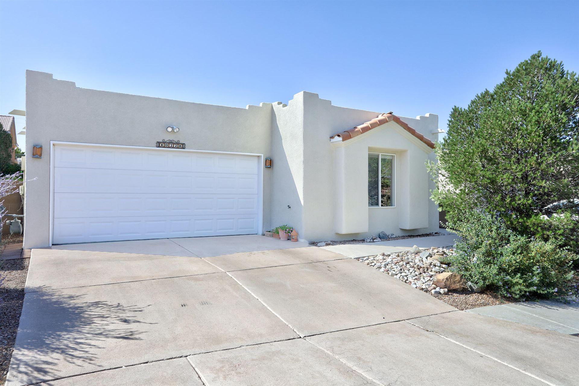 Photo of 10228 JARASH Place NE, Albuquerque, NM 87122 (MLS # 1001166)