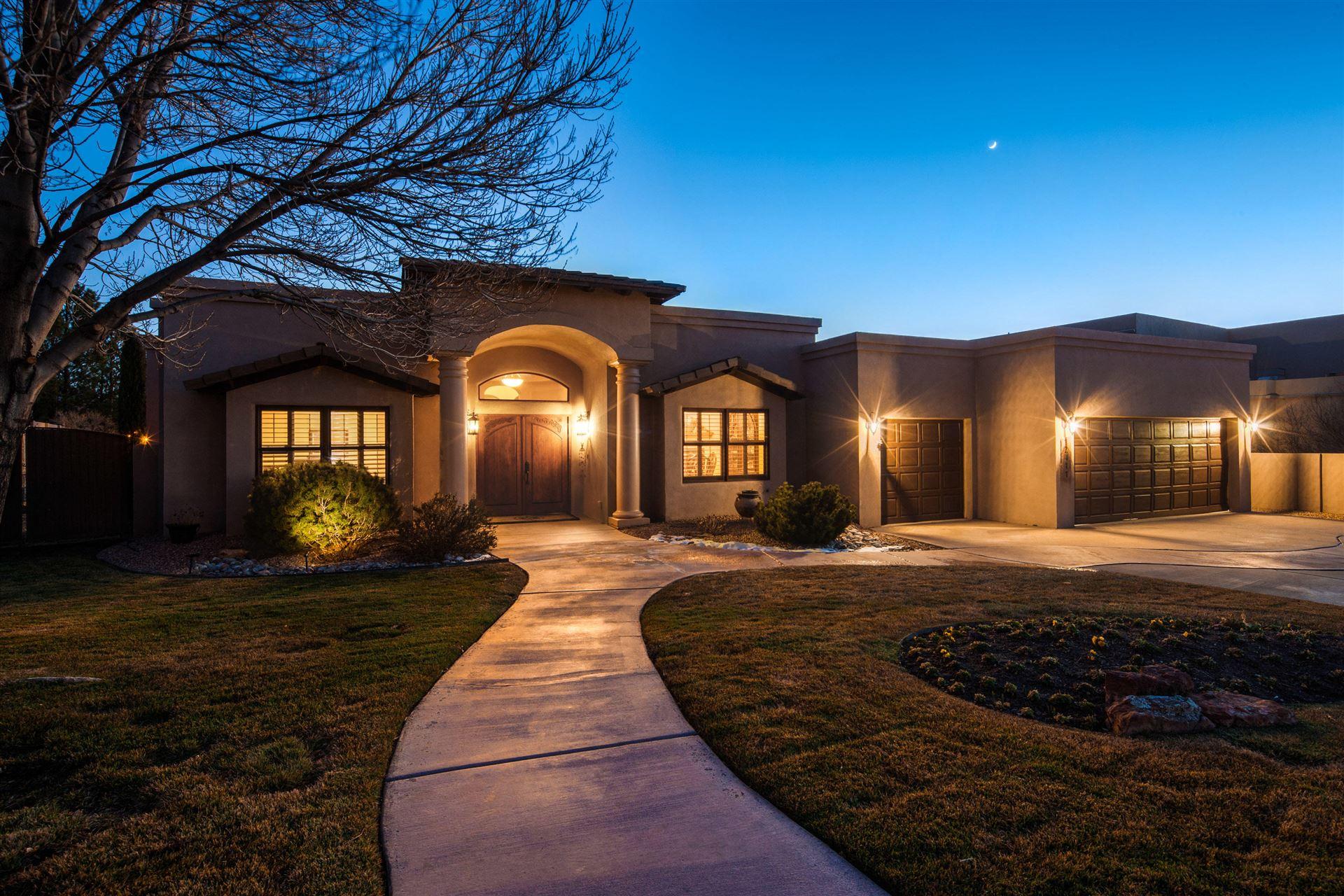 Photo of 12411 PRISTINE Court NE, Albuquerque, NM 87122 (MLS # 984166)
