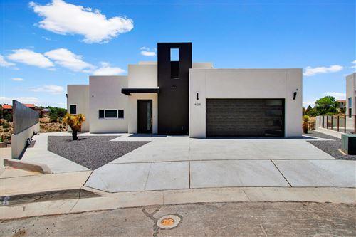 Photo of 439 NARCISSUS Place SE, Albuquerque, NM 87123 (MLS # 971167)