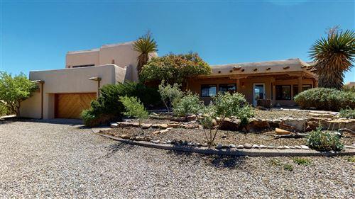 Photo of 6 CALLE COBRE, Placitas, NM 87043 (MLS # 969169)