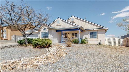 Photo of 7417 MACKENZIE Drive NE, Rio Rancho, NM 87144 (MLS # 989172)