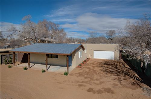 Photo of 1021 MATTHEW Avenue NW, Albuquerque, NM 87107 (MLS # 962173)