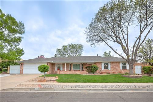 Photo of 8704 CAMINITO Drive NE, Albuquerque, NM 87111 (MLS # 990173)