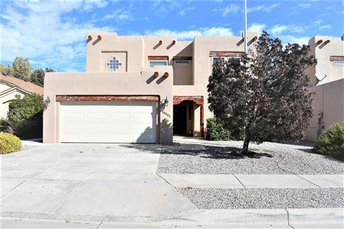 Photo of 10332 DOCENA Place NW, Albuquerque, NM 87114 (MLS # 980174)