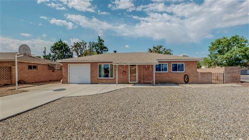 Photo of 1843 CAGUA Place NE, Albuquerque, NM 87110 (MLS # 995174)