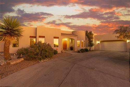 Photo of 9100 VIA ASOMBRO NE, Albuquerque, NM 87122 (MLS # 996177)
