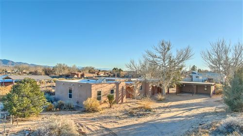 Photo of 129 MIKAELA Road, Corrales, NM 87048 (MLS # 983179)