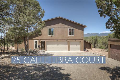 Photo of 25 Calle Libra Court, Tijeras, NM 87059 (MLS # 972181)