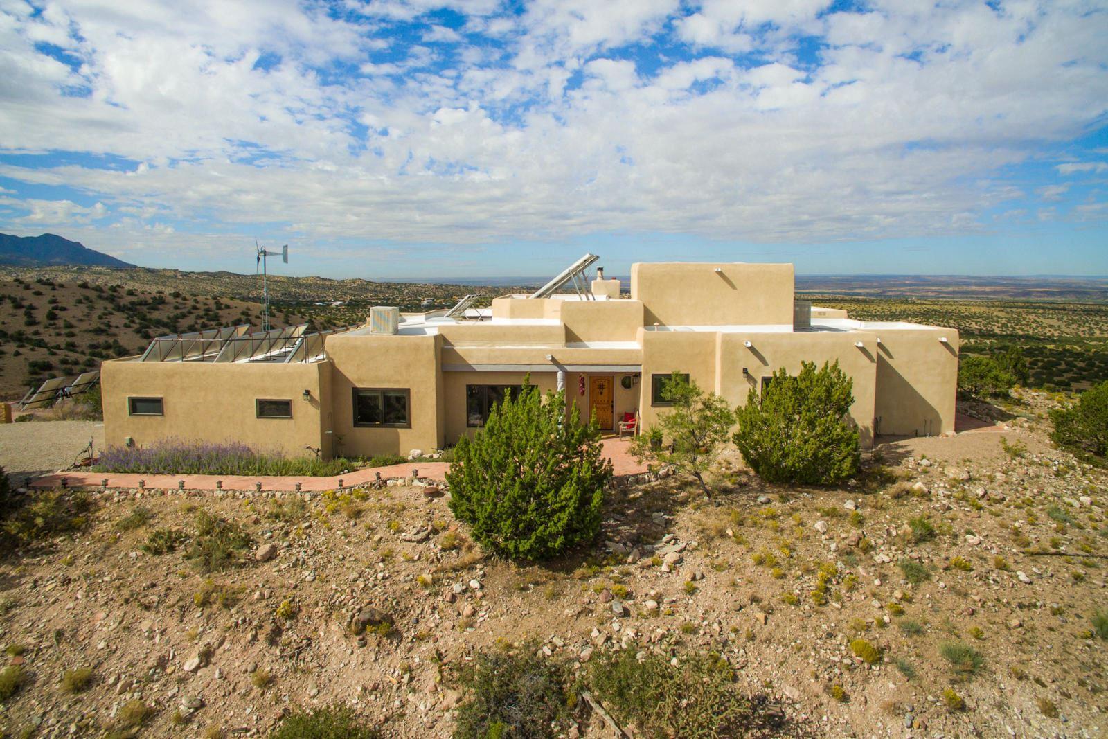 7 Mesa Vista Road, Placitas, NM 87043 - #: 1001181