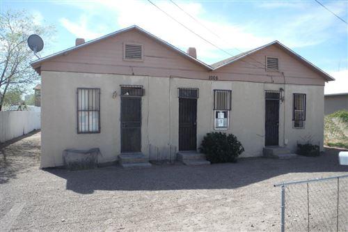 Photo of 1006 BELLAMAH Avenue NW, Albuquerque, NM 87104 (MLS # 980182)