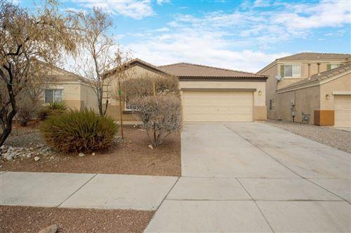 Photo of 1016 Maroa Street NW, Albuquerque, NM 87120 (MLS # 986182)