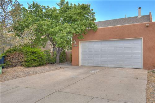 Photo of 5517 Nordica Street NE, Albuquerque, NM 87111 (MLS # 969183)