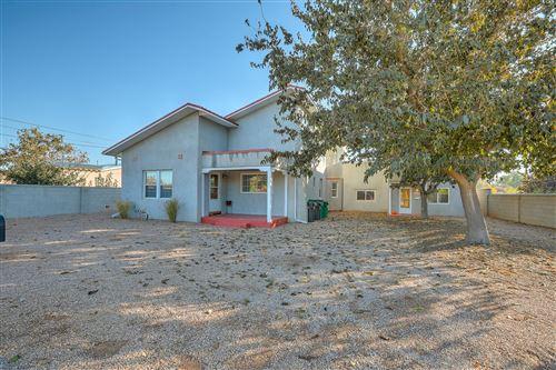 Photo of 312 WAYNE Road NW, Los Ranchos, NM 87114 (MLS # 980185)