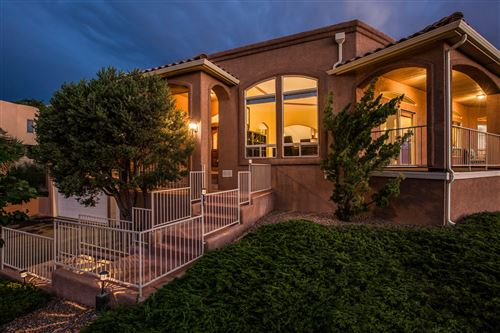 Photo of 1483 Morning Glory Road NE, Albuquerque, NM 87122 (MLS # 997185)