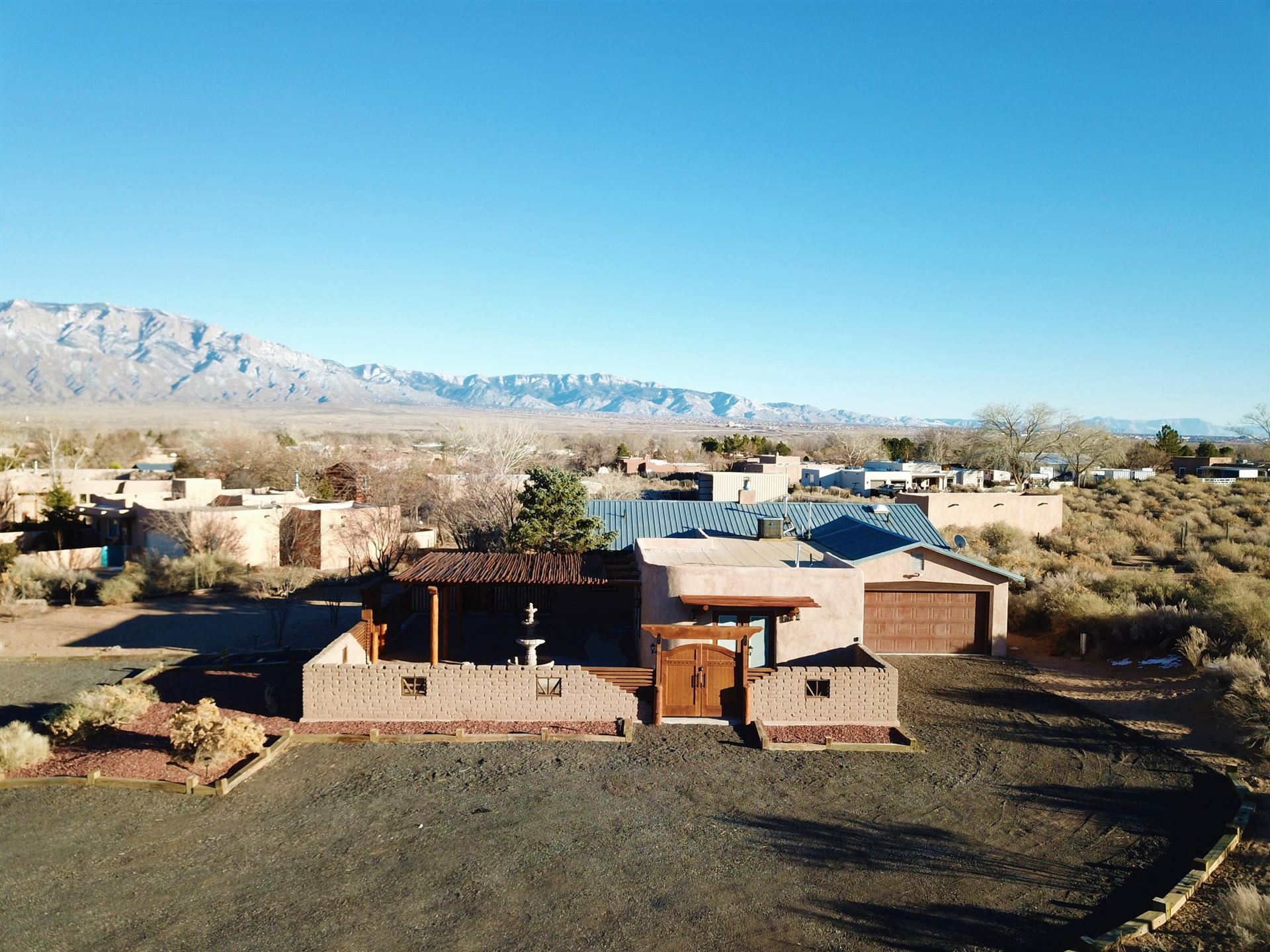 Photo of 143 MIKAELA Road, Corrales, NM 87048 (MLS # 986185)