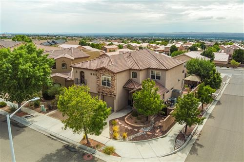Photo of 8639 DESERT DUSK Court NE, Albuquerque, NM 87113 (MLS # 973186)