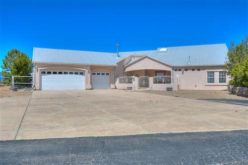 Photo of 25 Crestview Road, Edgewood, NM 87015 (MLS # 981189)