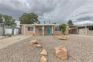 Photo of 4609 Palo Duro Avenue NE, Albuquerque, NM 87110 (MLS # 953192)