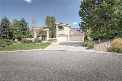 Photo of 12409 NEW DAWN Road NE, Albuquerque, NM 87122 (MLS # 977194)