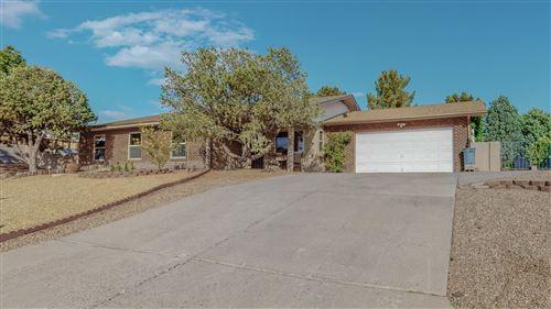 Photo of 850 BUNKER Road SE, Rio Rancho, NM 87124 (MLS # 993197)