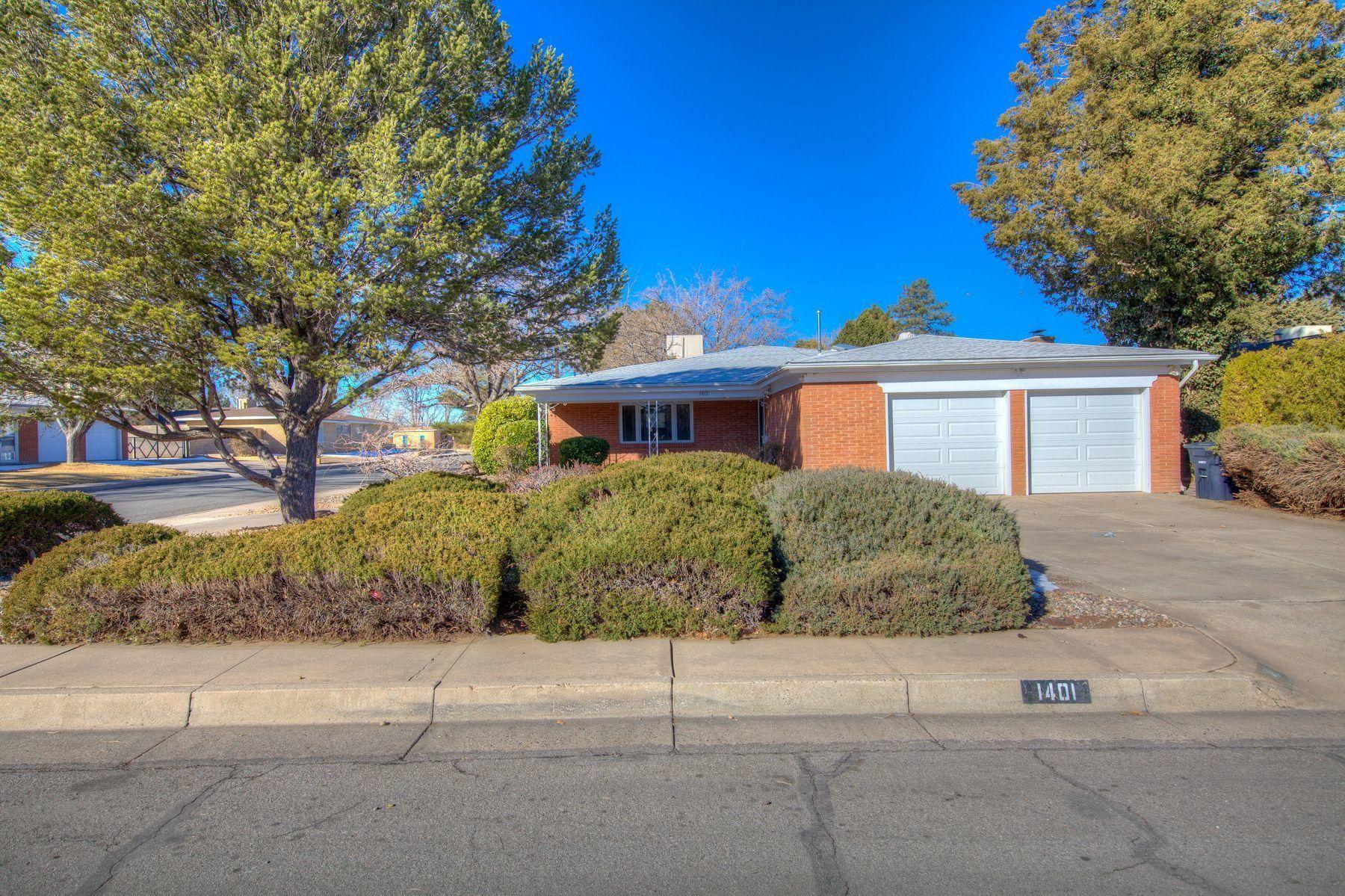 1401 GEORGIA Street NE, Albuquerque, NM 87110 - MLS#: 986197
