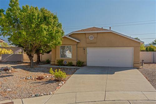 Photo of 11812 MEDICINE BOW Place SE, Albuquerque, NM 87123 (MLS # 979199)