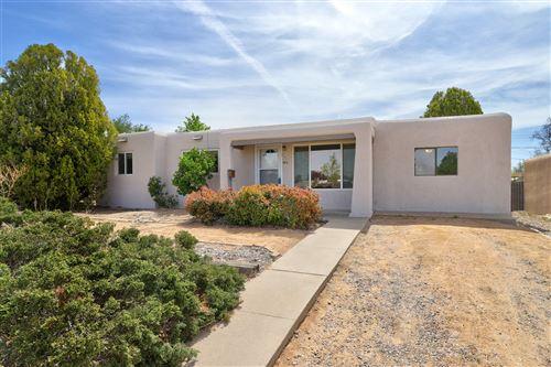 Photo of 2416 ELIZABETH Street NE, Albuquerque, NM 87112 (MLS # 990199)