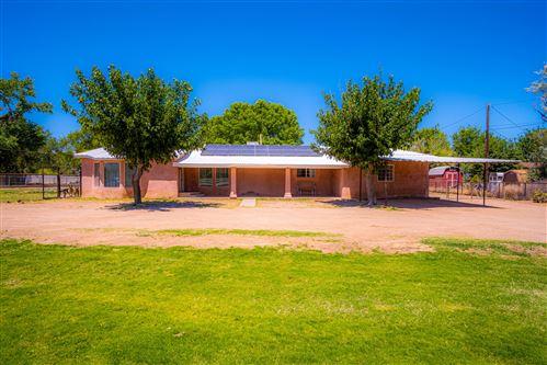 Photo of 1213 N Gabaldon Road, Belen, NM 87002 (MLS # 989200)