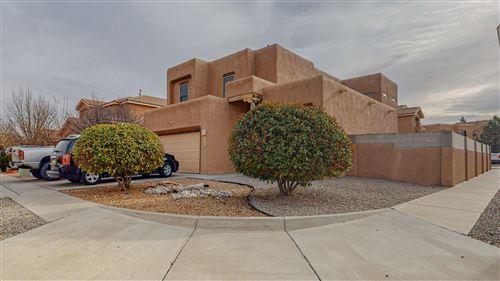 Photo of 6236 ZALTANA Road NW, Albuquerque, NM 87120 (MLS # 982202)