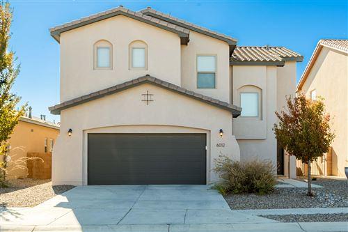 Photo of 6012 MAFRAQ Avenue NW, Albuquerque, NM 87114 (MLS # 981203)