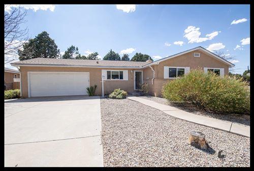 Photo of 3615 VALENCIA Place NE, Albuquerque, NM 87110 (MLS # 972204)