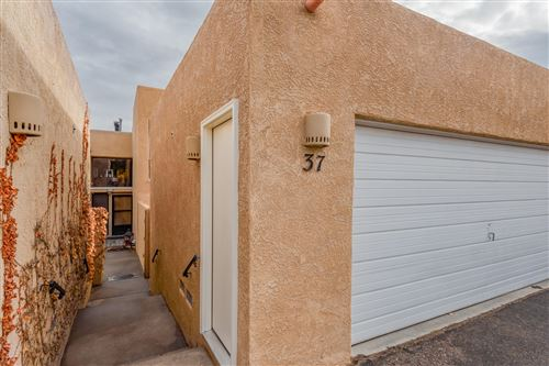 Photo of 2700 VISTA GRANDE Drive NW #37, Albuquerque, NM 87120 (MLS # 984206)
