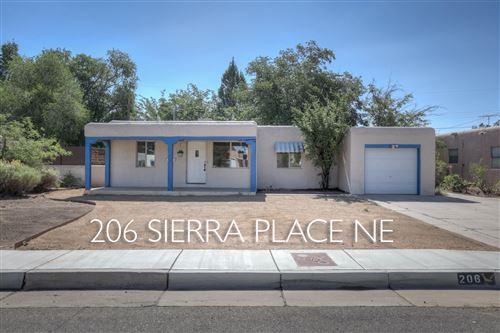 Photo of 206 Sierra Place NE, Albuquerque, NM 87108 (MLS # 972207)