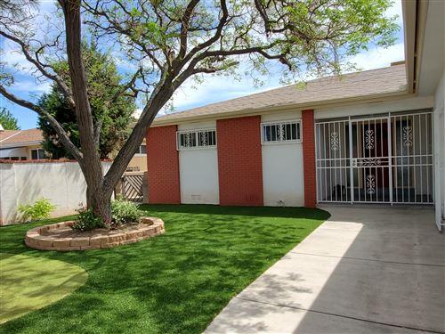 Photo of 1612 California Street NE, Albuquerque, NM 87110 (MLS # 986207)