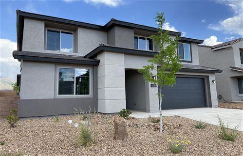 Photo of 8728 La Pradera Way NE, Albuquerque, NM 87113 (MLS # 961208)