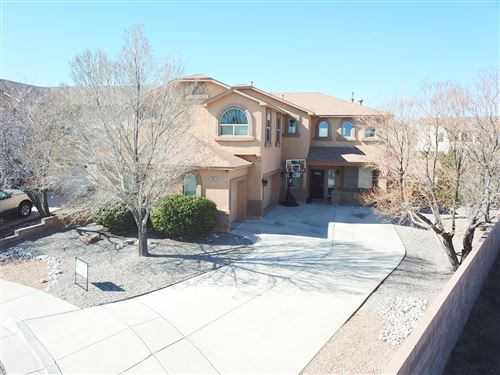 Photo of 10543 BOX CANYON Place NW, Albuquerque, NM 87114 (MLS # 963208)