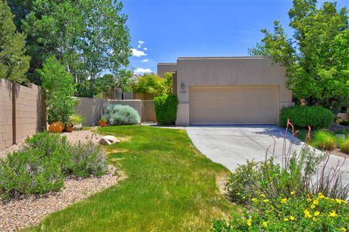 Photo of 6136 PURPLE ASTER Lane NE, Albuquerque, NM 87111 (MLS # 968210)