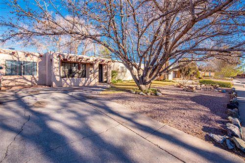 Photo of 1614 INEZ Drive NE, Albuquerque, NM 87110 (MLS # 985210)
