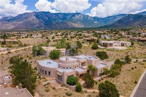 Photo of 13601 Canada Del Oso Place NE, Albuquerque, NM 87111 (MLS # 996210)