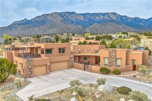 Photo of 13305 Pino Ridge Place NE, Albuquerque, NM 87111 (MLS # 971211)
