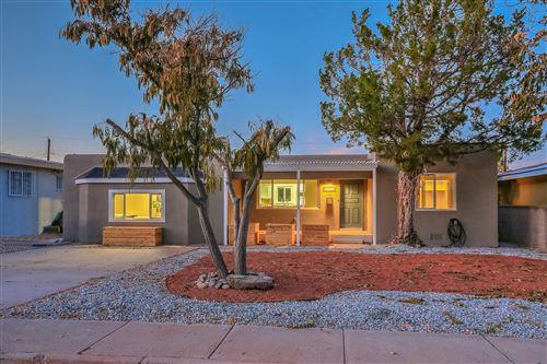 Photo of 4537 TRUMBULL Avenue SE, Albuquerque, NM 87108 (MLS # 980211)