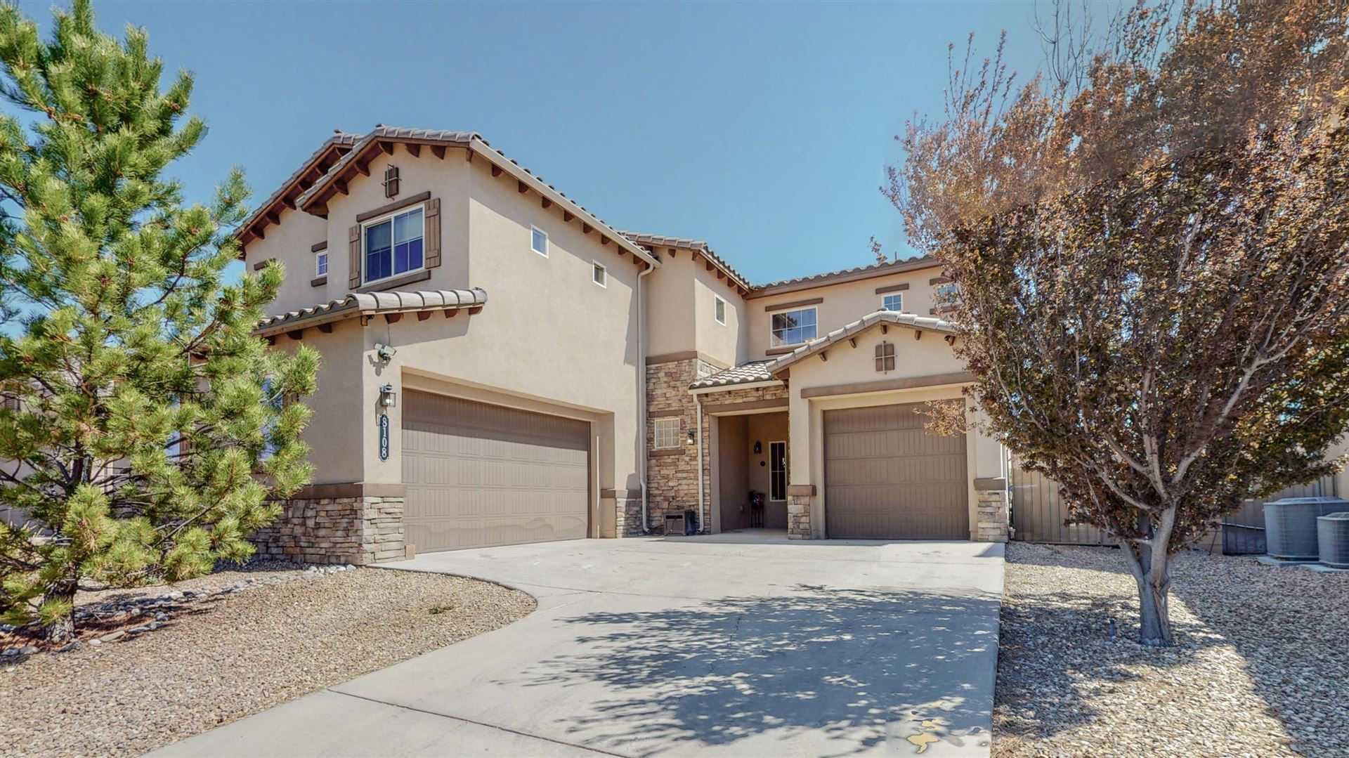 8108 CHICORY Drive NW, Albuquerque, NM 87120 - #: 989211
