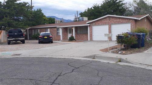 Photo of 12012 EL SOLINDO Court NE, Albuquerque, NM 87111 (MLS # 989215)