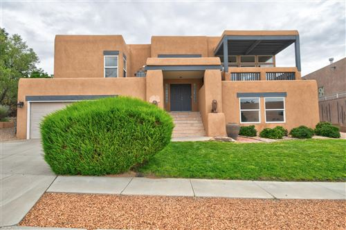 Photo of 4015 STOWE Road NW, Albuquerque, NM 87114 (MLS # 973216)